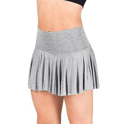 f6395f4c522c8 Adult Full Circle Roll Down Waist Skirt