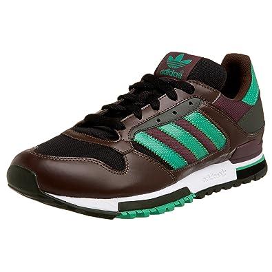 best sneakers fa8ea 38652 Adidas Originals Men's ZX 600 Sneaker, Root/Green/Espresso ...