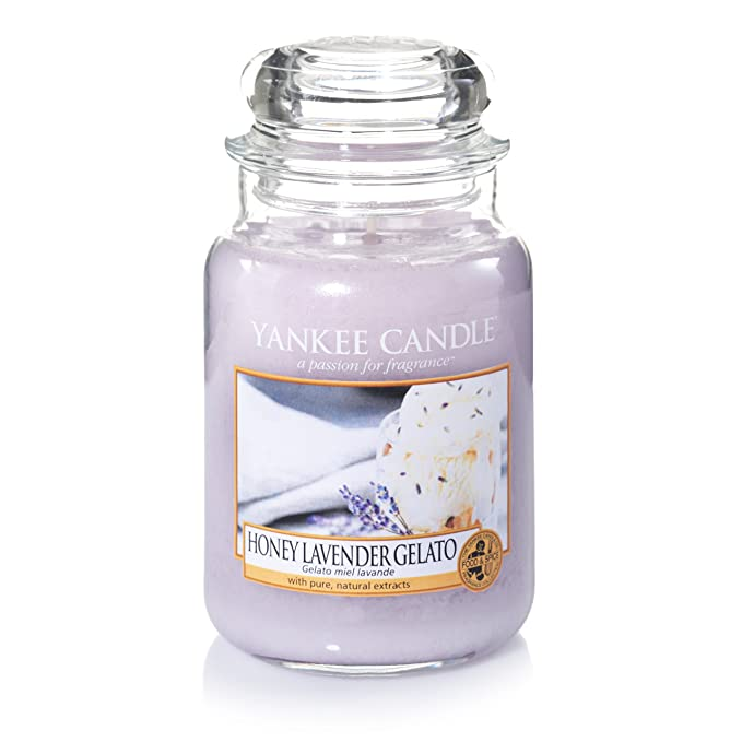 32 opinioni per Yankee Candle Mediterranean Dreams Collection, candela, Purple, large