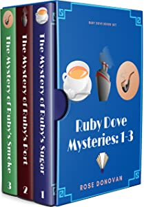 Sweepstakes: Ruby Dove Mysteries: 1-3