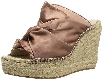 b1657c281808 Kenneth Cole New York Women s Odele Espadrille Slip On Wedge Sandal