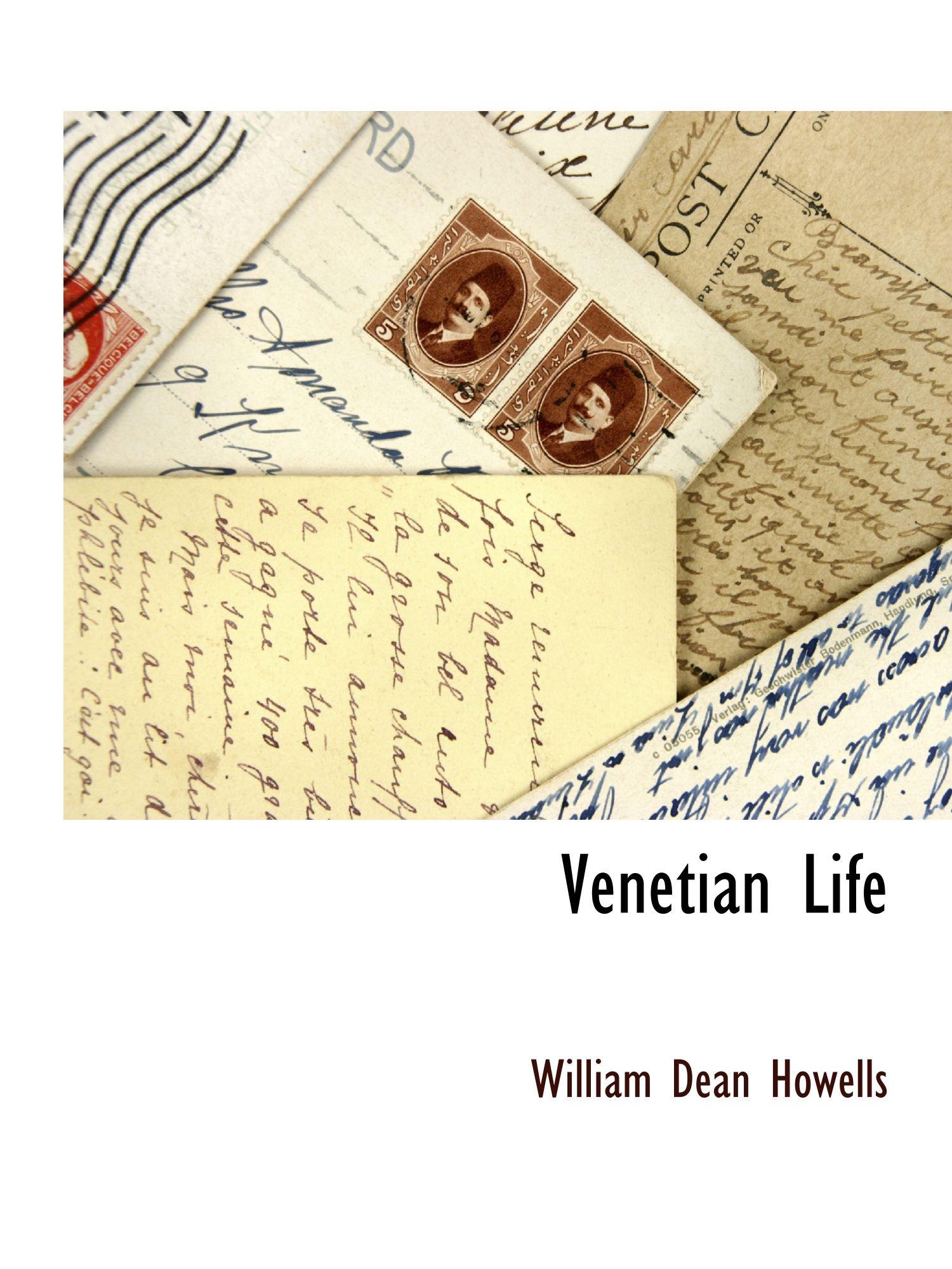Read Online Venetian Life PDF