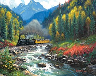 product image for Durango Silverton 1000 Piece Jigsaw Puzzle by SunsOut