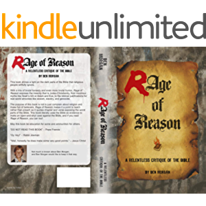 Rage of Reason: A relentless critique of the Bible