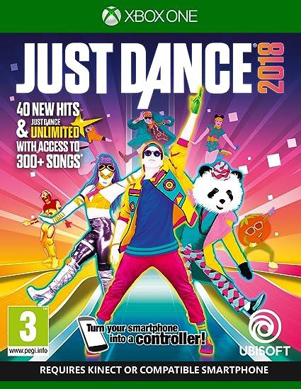 Just Dance 2018 - Xbox One [Importación inglesa]: Amazon.es ...