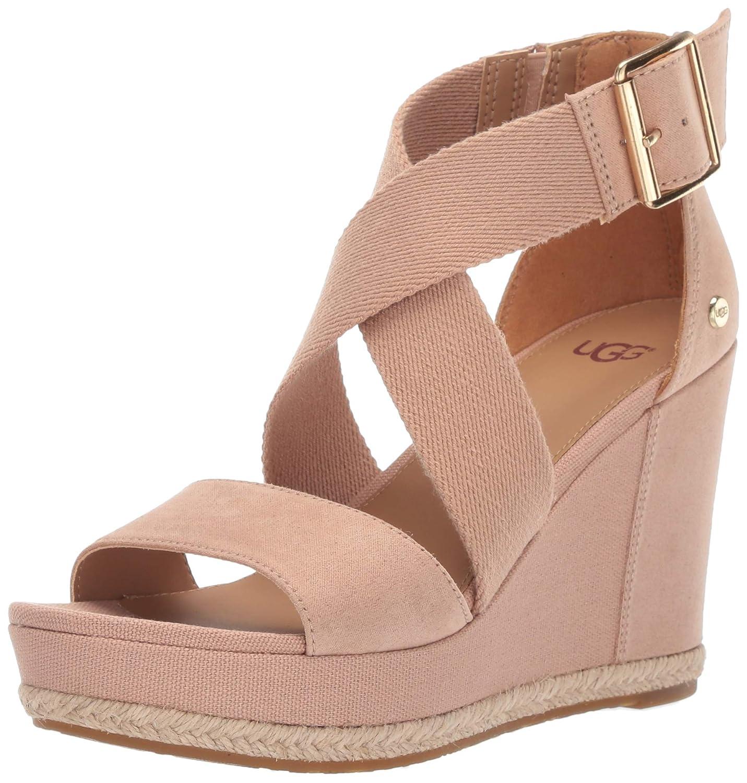 73ea5cc4576 UGG Women's Calla Wedge Sandal