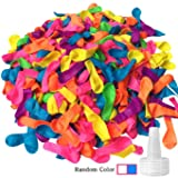 Hibery 500 Pack Water Balloons with Refill