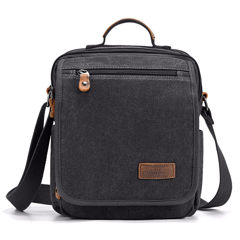40f0baad3127 ... Plambag Canvas Messenger Bag Small Travel School Crossbody Bag PB073CE  ...