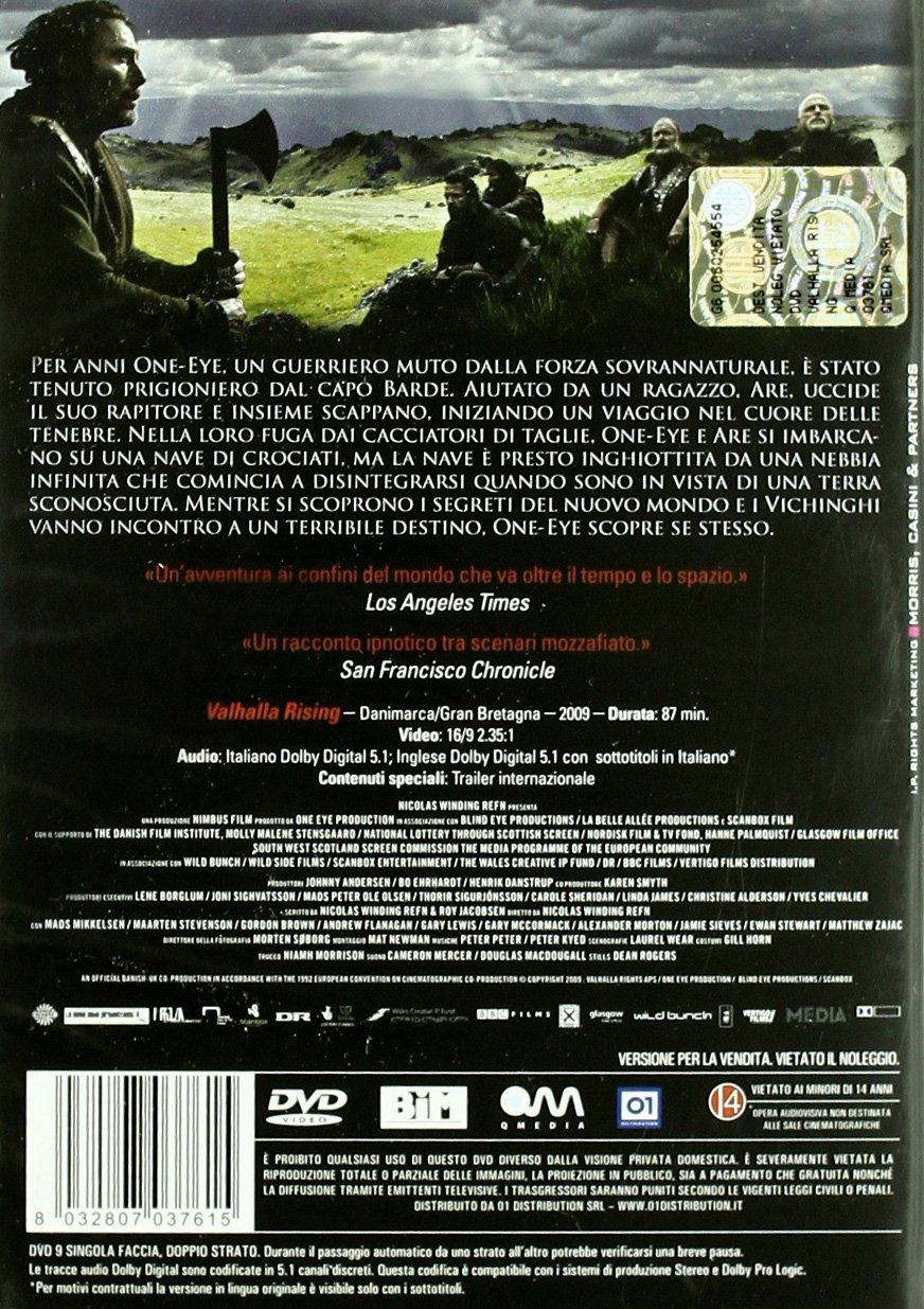 Valhalla_Rising [Italia] [DVD]: Amazon.es: Gary Lewis, Mads ...