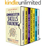 Communication Skills Training Series: 7 Books in 1 - Read People Like a Book, Make People Laugh, Talk to Anyone, Increase Cha