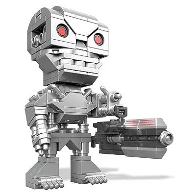 Mega Construx Kubros Terminator T-800 Building Kit: Toys & Games