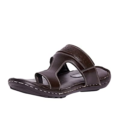 4852c9b11 Duke Men Sandals 1983571031 D.Brown Coloured 9  Buy Online at Low Prices in  India - Amazon.in