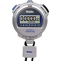 Robic Oslo Silver 2.0 Twin Chrono Countdown (67744)