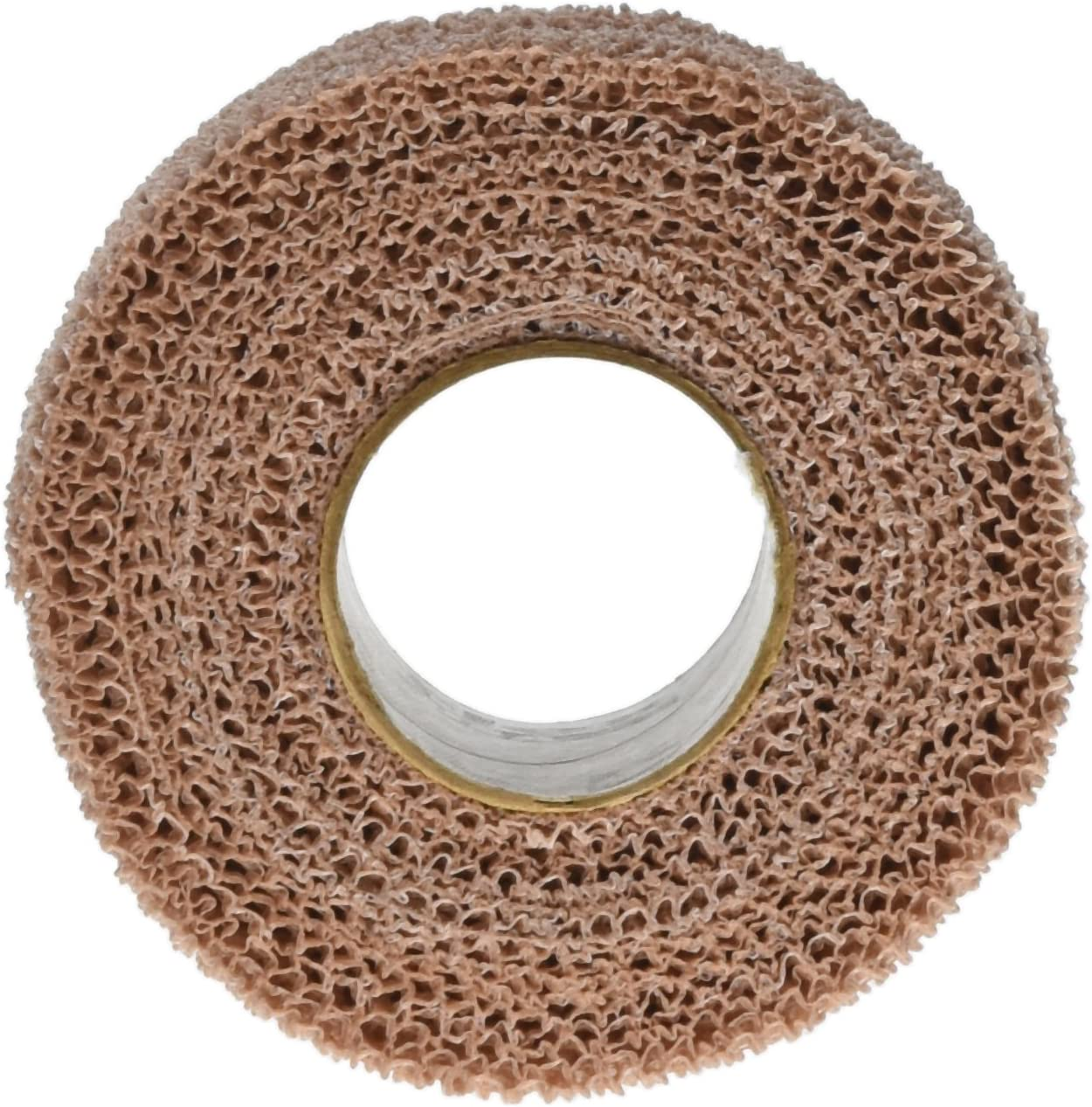 "Powerflex 2"" Stretch Athletic Tape - 6 Rolls, Tan"