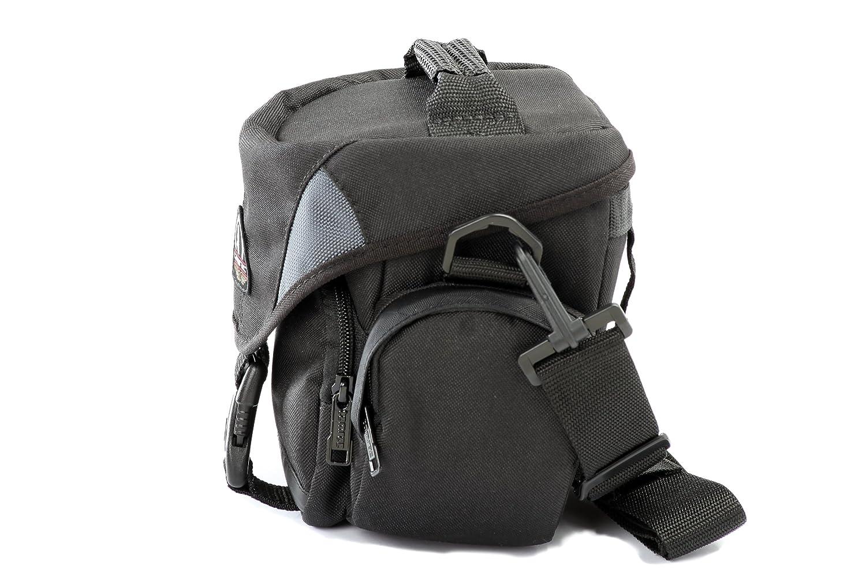 3140f72936593 Tamrac 5515 Adventure Zoom Tasche 5 grau schwarz  Amazon.de  Kamera