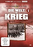 Die Welt im Krieg Box - Teil 1 [4 DVDs]