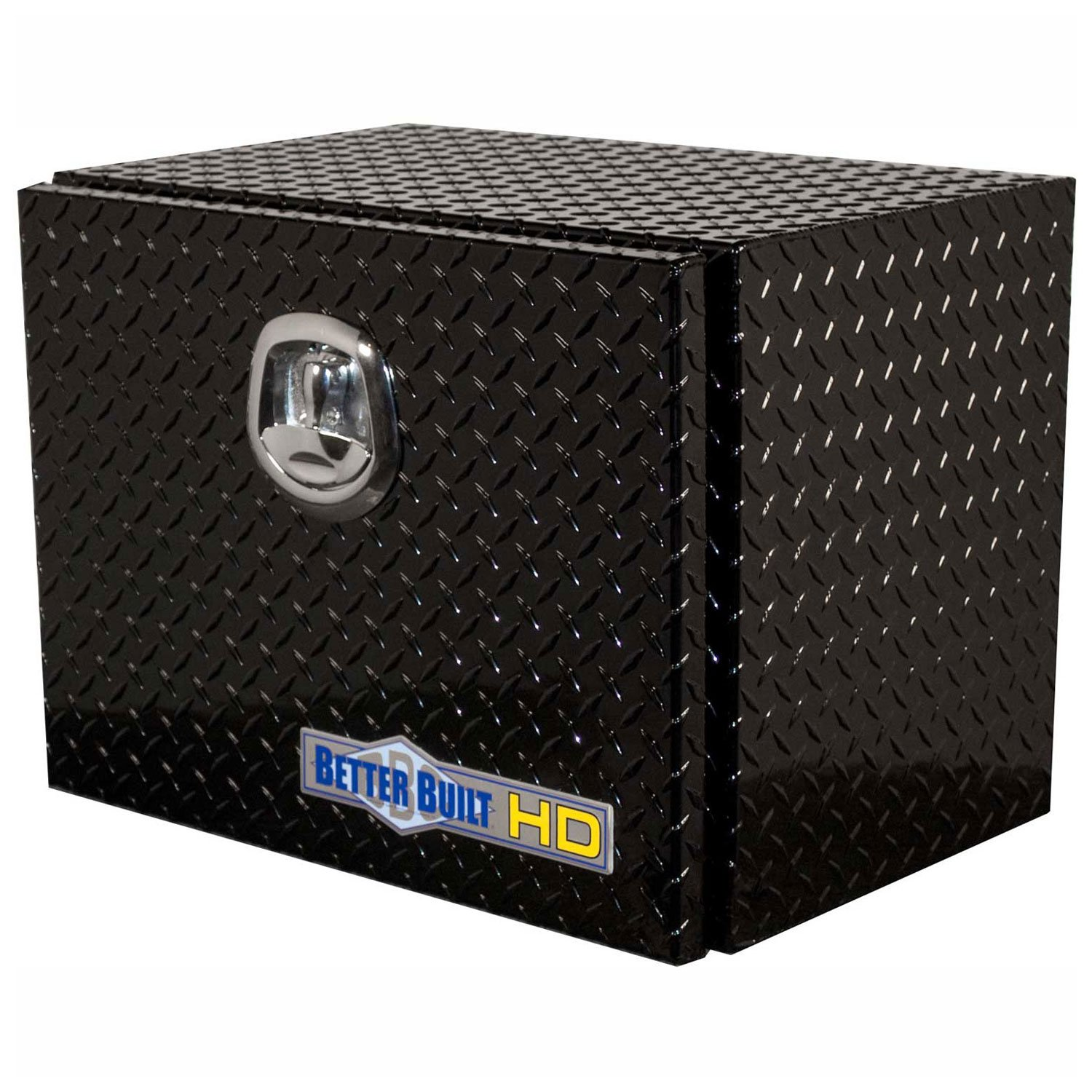 Better Built Heavy Duty Aluminum Underbody Truck Box, Black 36''L x 18'' - 37224304