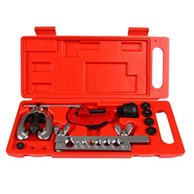 Shankly Double Flaring Tool, Professional Double Flaring Tool Kit: Automotive