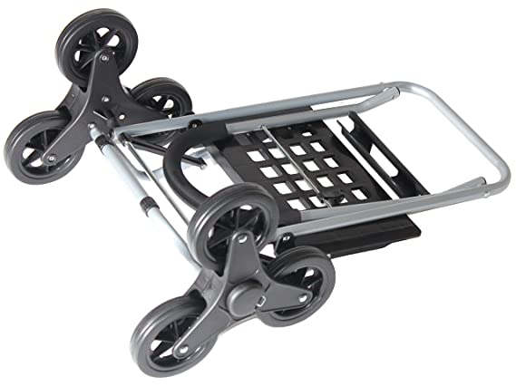 Amazon.com: dbest products - Carrito para escaleras ...