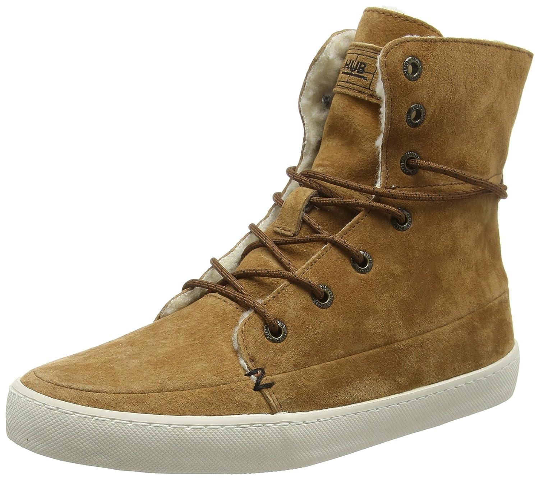 Hub Vermont N30, Zapatillas Altas para Mujer 41 EU Braun (Cognac 149)
