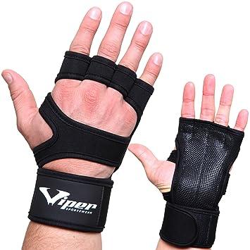 Gants de Crossfit – Maniques de Musculation Parfait pour les Entrainements  de le Fitness b4a4b7f3b1f