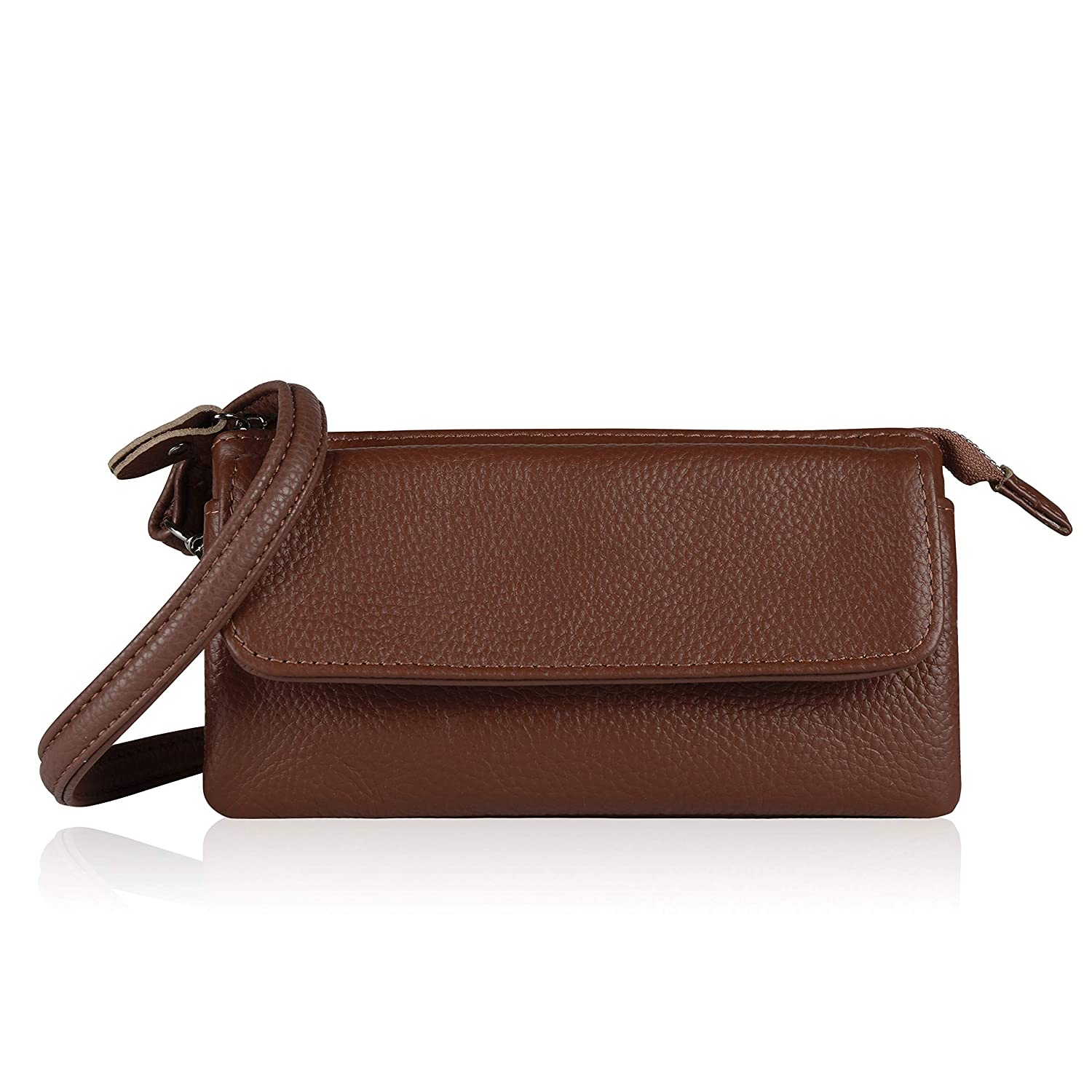 Befen Leather Wristlet...