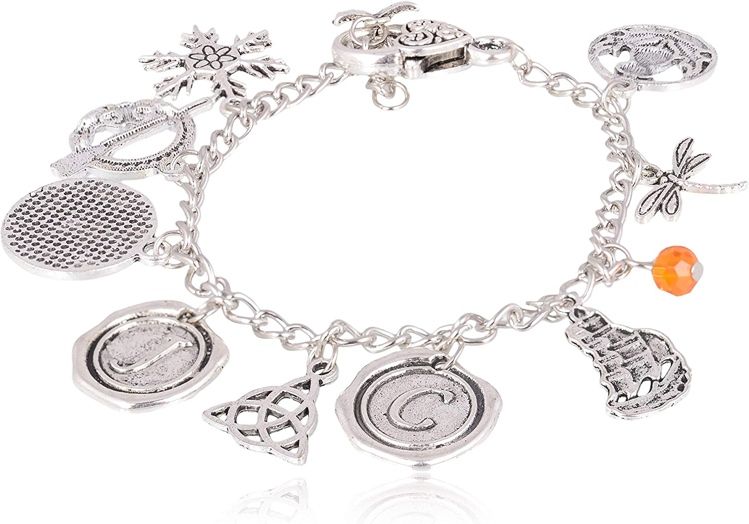 Accessorisingg Fan Collection of Outlander Inspired Fashion Jewlery 4 Varients