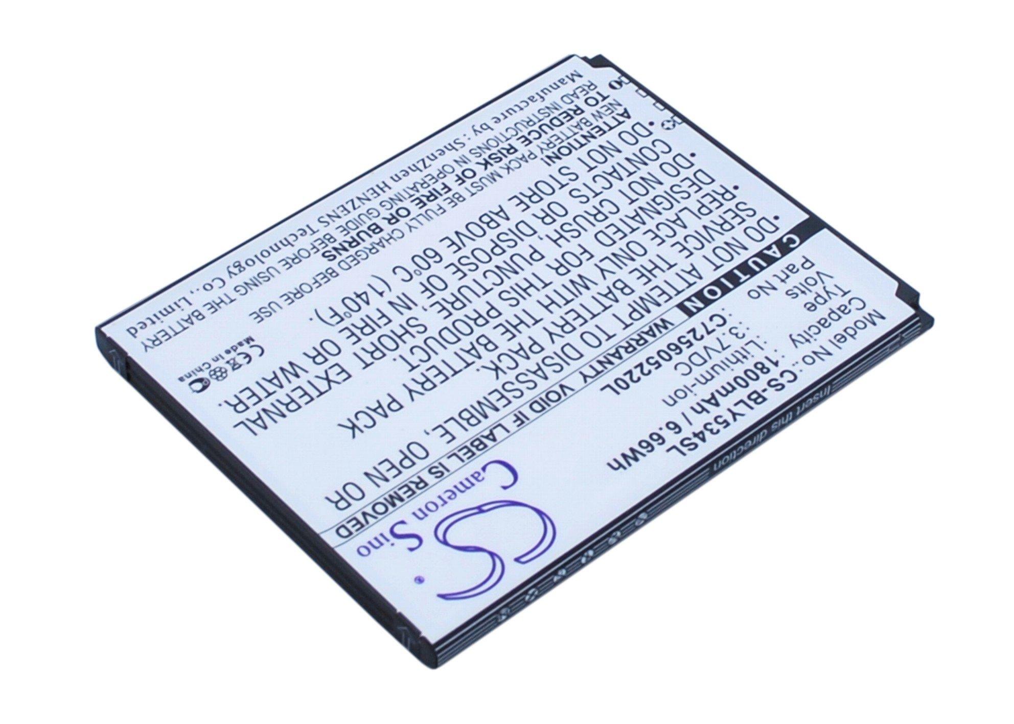 Bateria : Blu Studio 5.0 Hd Lte