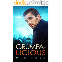 Grumpalicious: An Enemies to Lovers Fake Marriage Romance (The Bosshole Series)