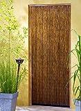 Bamboegordijn, deurgordijn, Saigon, 90 x 200 cm, met 90 strengen op 90 cm breedte