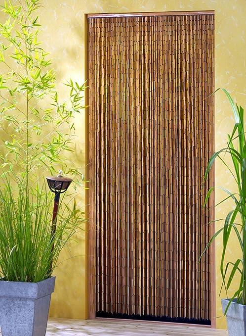 14 opinioni per Tenda di bambù Saigon con 90 canne distribuite su 90 cm di larghezza, 90 x 200