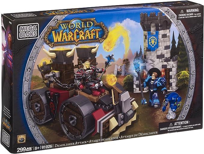 World of Warcraft Megablocks