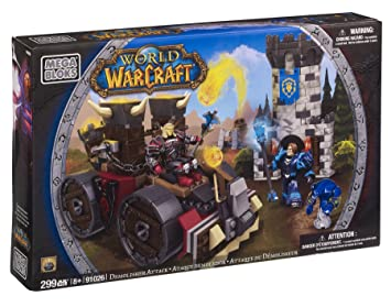 Mega Bloks 91026 World of Warcraft Máquina de Asedio