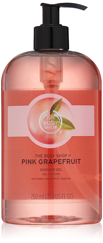 Amazon.com : The Body Shop Pink Grapefruit Shower Gel, Paraben ...