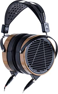 product image for Audeze LCD-2 Over Ear | Open Back Headphone | Bamboo Wood Rings | Leather