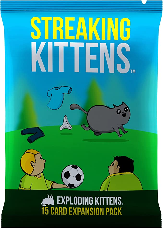 Streaking Kittens: This is the Second Expansion of Exploding ...