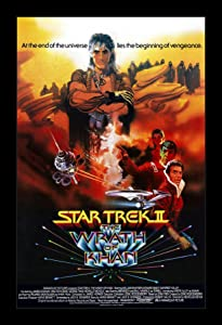 FAYMYNIES #Star #Trek #II #The Wrath of Khan Movie Poster Wall Art Home Decor Gifts for Lovers Painting