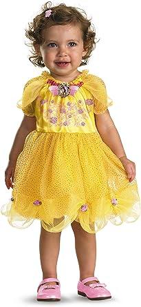 Amazon.com: Disguise disfraz de Bella (la Bella y la Bestia ...