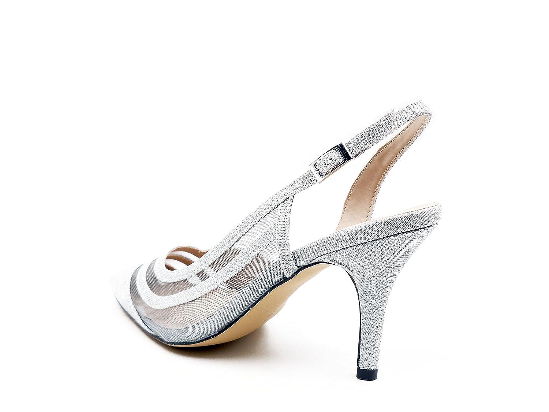 7303cb63b8f Paco Mena Zapatos Fiesta Mujer