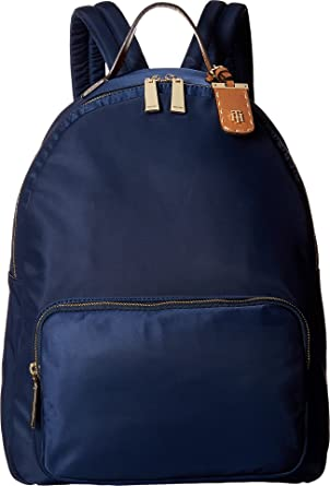 520c231eec9 Amazon.com | Tommy Hilfiger Women's Julia Nylon Large Dome Backpack ...