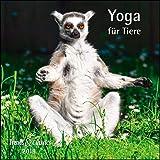 """Dumont -Calendario da muro """"Yoga per animali"""" 2019 - Formato 30x30 cm - Con poster staccabile"""