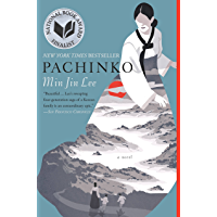Pachinko (National Book Award Finalist) book cover