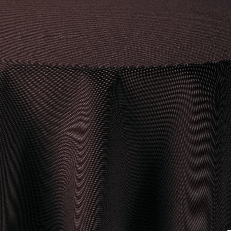 Amp-artshop Tischdecke Leinen Optik Oval 160x220 cm Grau BZW. Anthrazit - Farbe, Form & Größe wählbar mit Lotus Effekt - (O160x220DGrau) B01E7TTRN0 Tischdecken