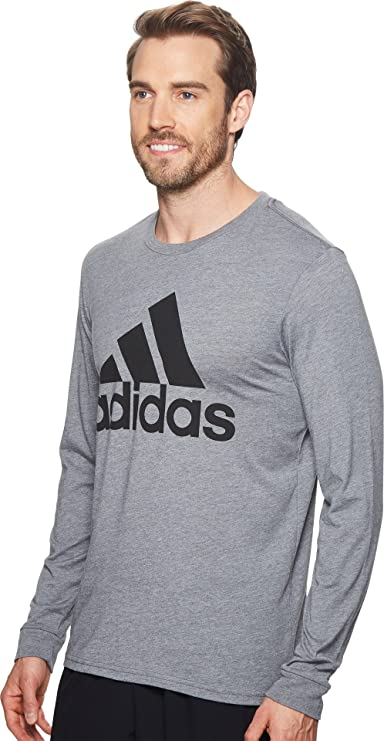 687a0075 Amazon.com: adidas Men's Long Sleeve Graphic Tee: Clothing