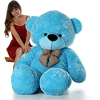 Buttercup Soft Toys Extra Large Very Soft Lovable/Huggable Teddy Bear for Girlfriend/Birthday Gift/Boy/Girl - 3 Feet (91 cm, Blue)