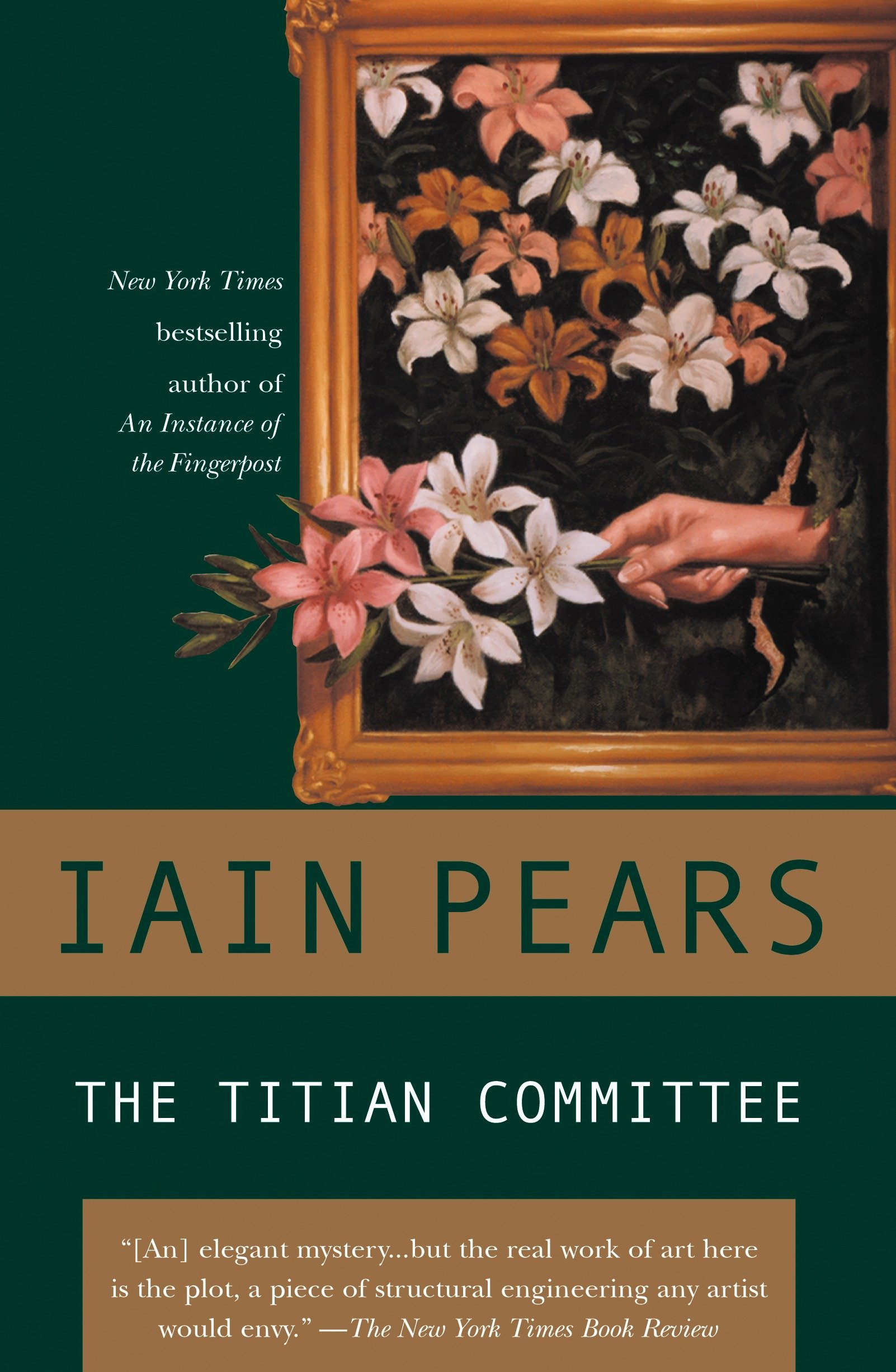 Amazon.com: The Titian Committee (Art History Mystery) (0071831015006): Iain  Pears: Books