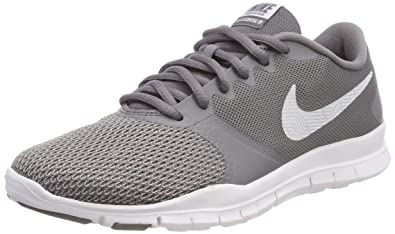 dca7f33ef64 Image Unavailable. Image not available for. Color  Nike 924344-002  Women s  Flex Essential Gunsmoke White Atmosphere Grey Shoe (