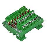 Shavison Proximity Sensor Interface, 8 Channel, PNP/NPN or Bipolar Indication by jumpers, Input : 24VDC, 20~28VDC