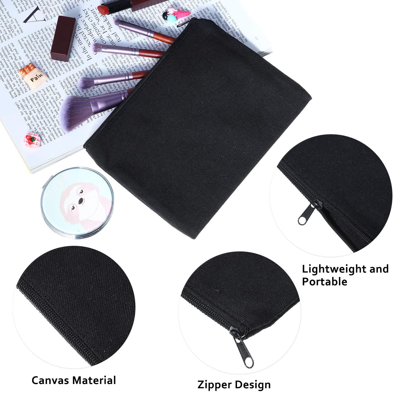 Amazon.com: Paquete de 16 bolsas multiusos de cosméticos con ...