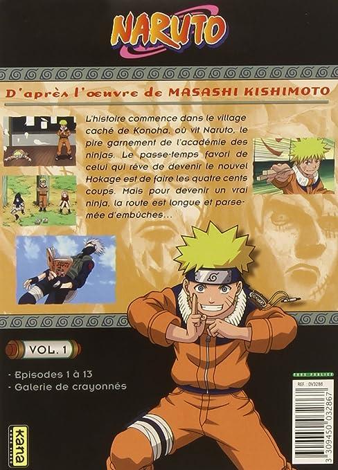 Amazon.com: Naruto - Vol. 1: Movies & TV